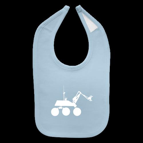 USST Rover White - Baby Bib