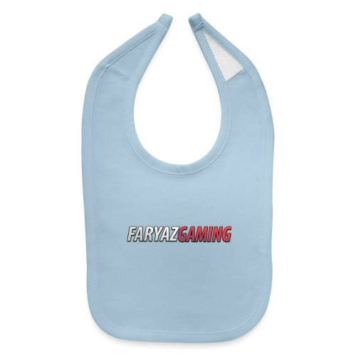 FaryazGaming Text - Baby Bib