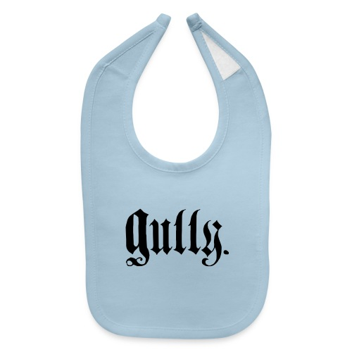 MB Gully - Baby Bib