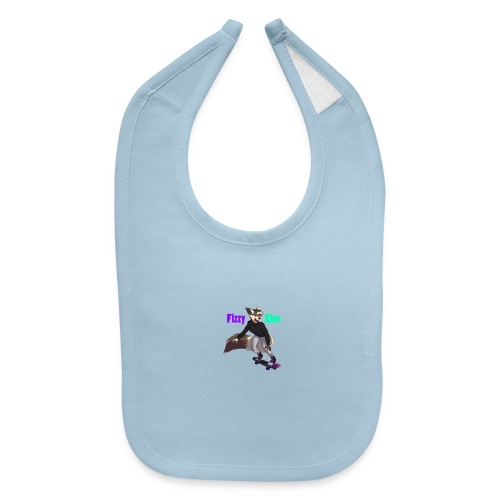 FizzyKins Design #1 - Baby Bib