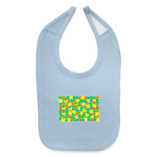 Dynamic movement - Baby Bib