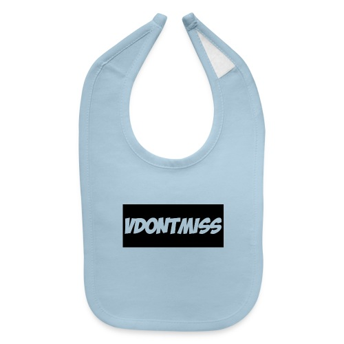 vDontMiss Nation - Baby Bib