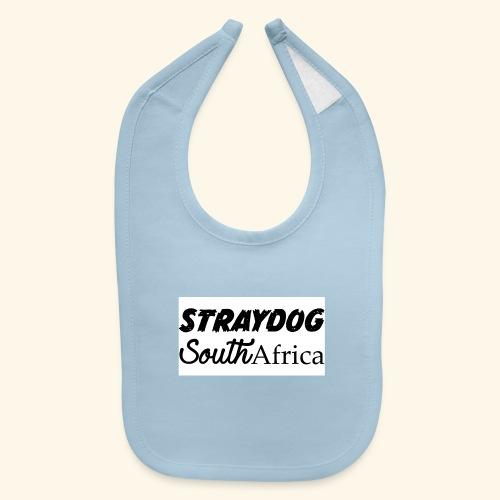 straydog clothing - Baby Bib