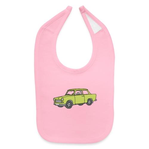 Trabant (baligreen car) - Baby Bib