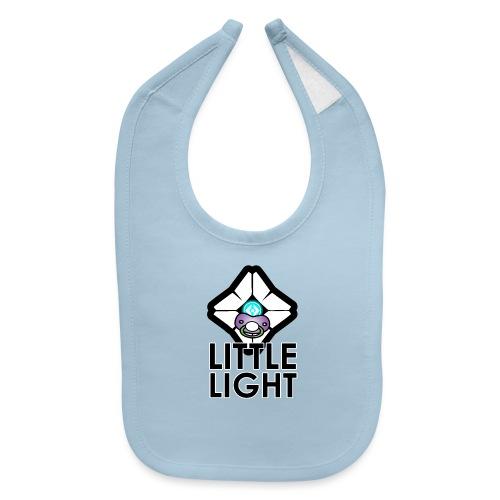 Little Light Ghost - Baby Bib