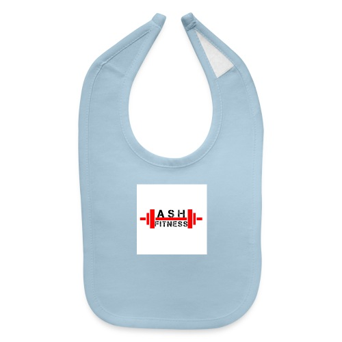 ASH FITNESS MUSCLE ACCESSORIES - Baby Bib
