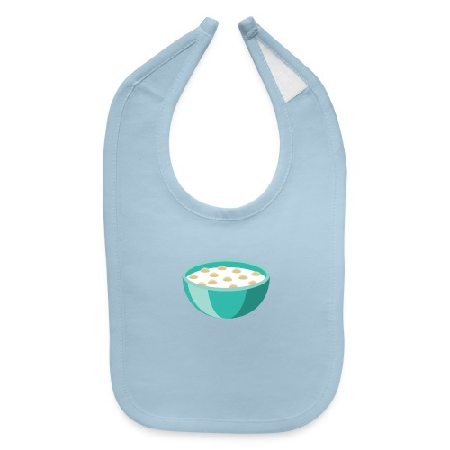 Bowl of Cereal - Baby Bib
