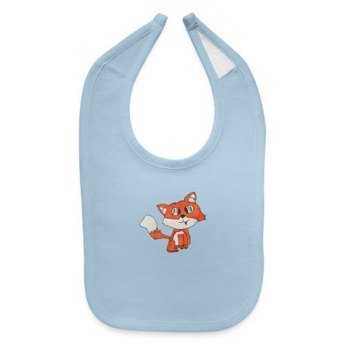Lexi Revels1 fox 1 - Baby Bib