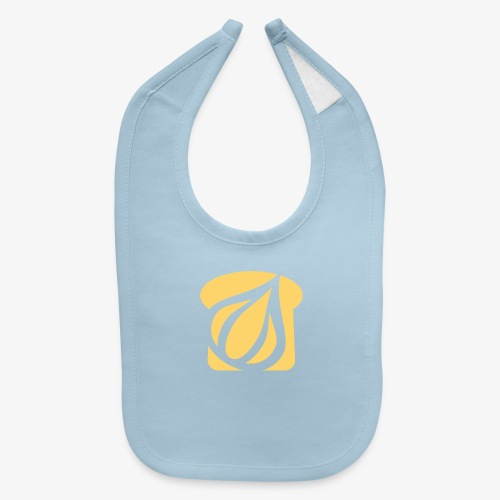Garlic Toast - Baby Bib