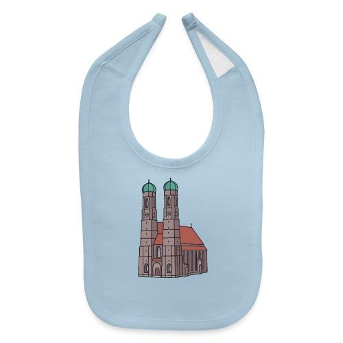 Munich Frauenkirche - Baby Bib