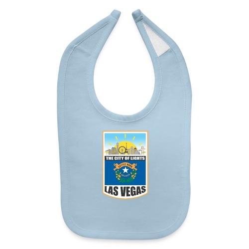 Las Vegas - Nevada - The city of light! - Baby Bib