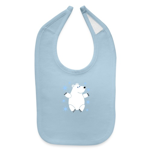 Icebear - Baby Bib