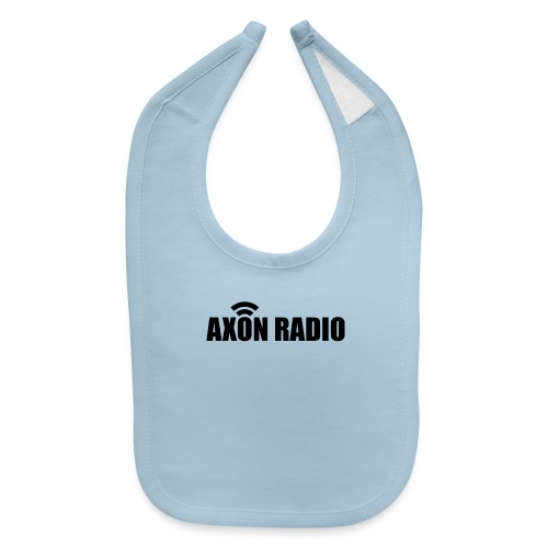 Axon Radio | Midnight label apparel - Baby Bib