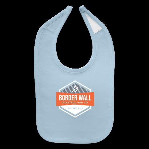 Border Wall Construction Crew - Baby Bib