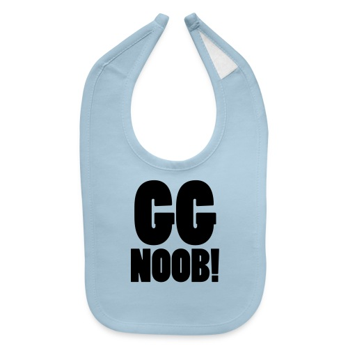 GG Noob - Baby Bib