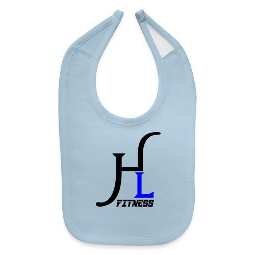 HIIT Life Fitness Blue - Baby Bib
