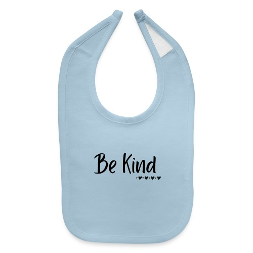 Be Kind - Baby Bib
