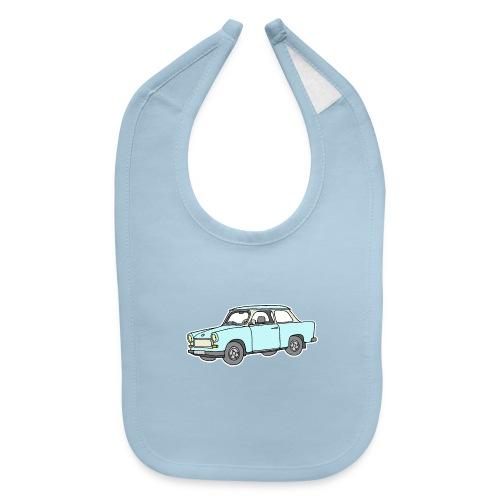Trabant (lightblue) - Baby Bib