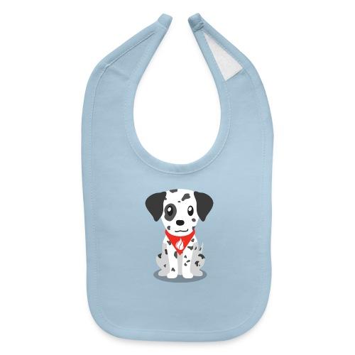 Sparky the FHIR Dog - Children's Merchandise - Baby Bib