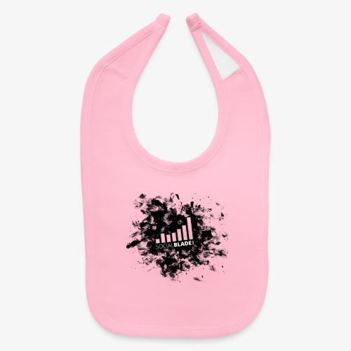 Grunge Logo - Baby Bib