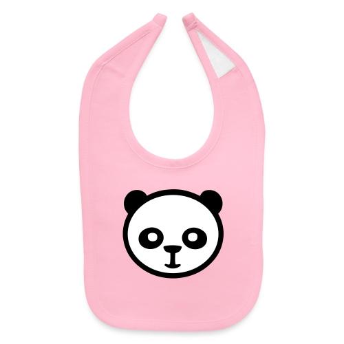 Panda bear, Big panda, Giant panda, Bamboo bear - Baby Bib