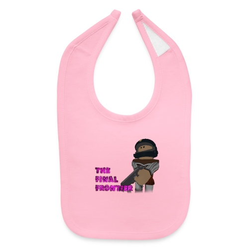 The Final Frontier Sports Items - Baby Bib
