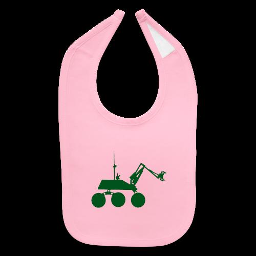 USST Rover Green - Baby Bib