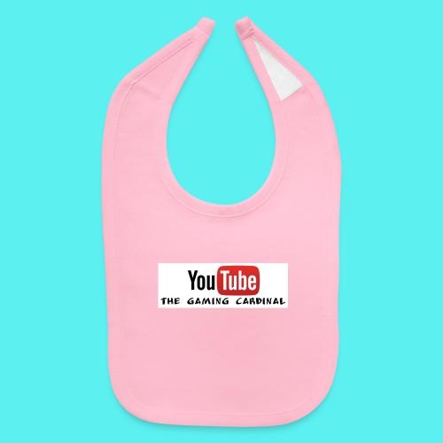 youtube logo - Baby Bib