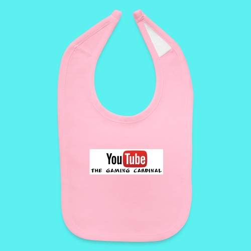 Youtube temp logo - Baby Bib