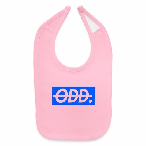 ODD blue - Baby Bib