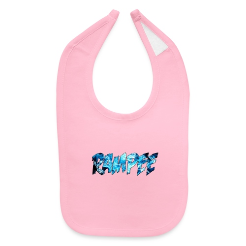 Blue Ice - Baby Bib