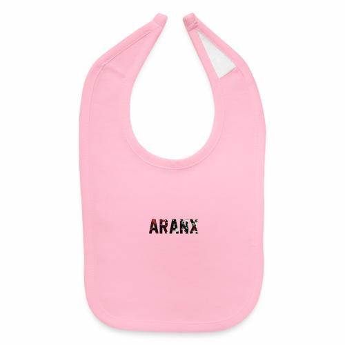 Aranx Logo - Baby Bib