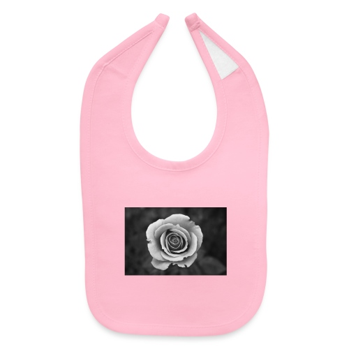 dark rose - Baby Bib