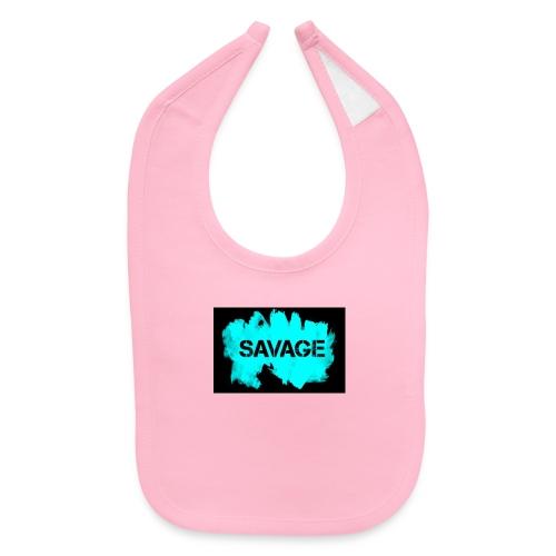 Babies SAVAGE T-Shirt - Baby Bib