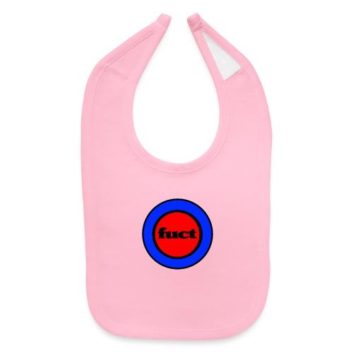 Fuct logo - Baby Bib