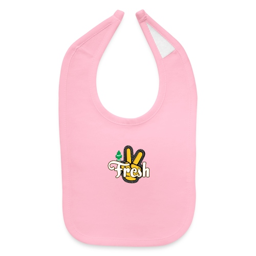 2Fresh2Clean - Baby Bib