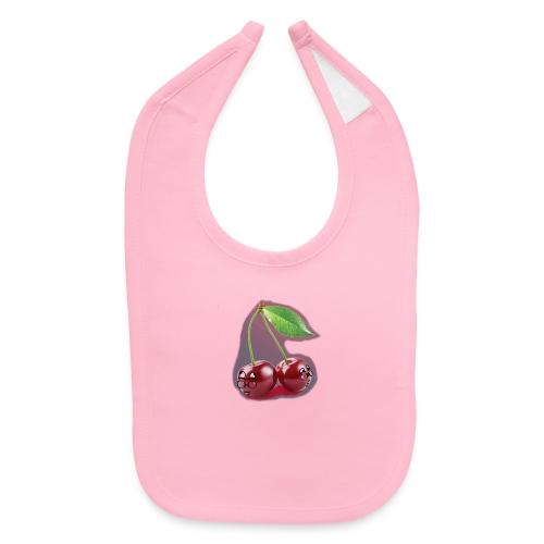 Cherry Bombs - Baby Bib