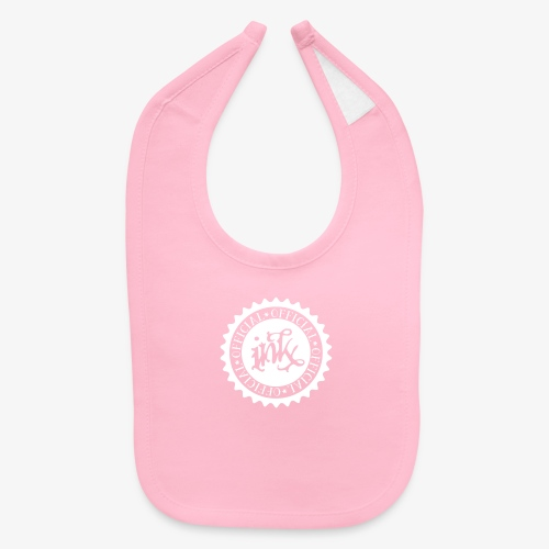 official white - Baby Bib