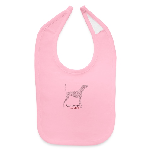 Plott Hound Lovers - Baby Bib