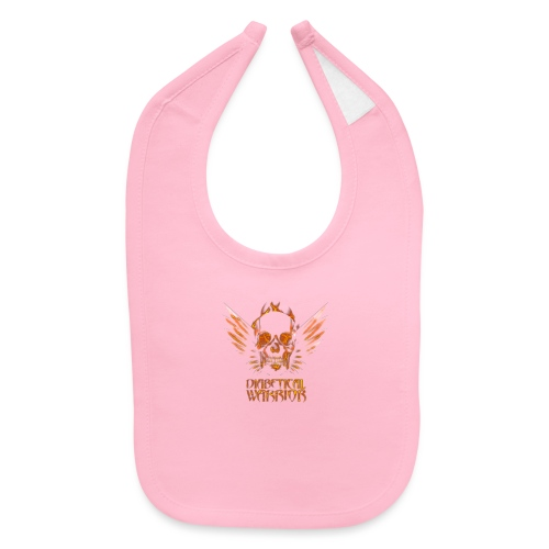 Diabetical Warrior - Baby Bib
