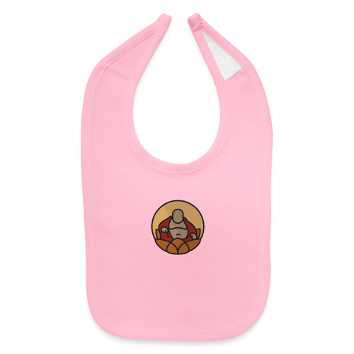 AMERICAN BUDDHA CO. COLOR - Baby Bib