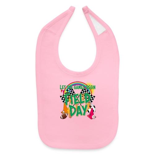 Field Day Games for SCHOOL - Baby Bib