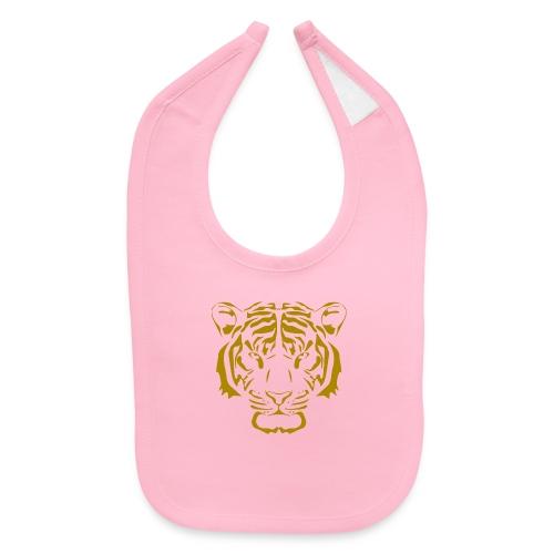 Tiger head - Baby Bib
