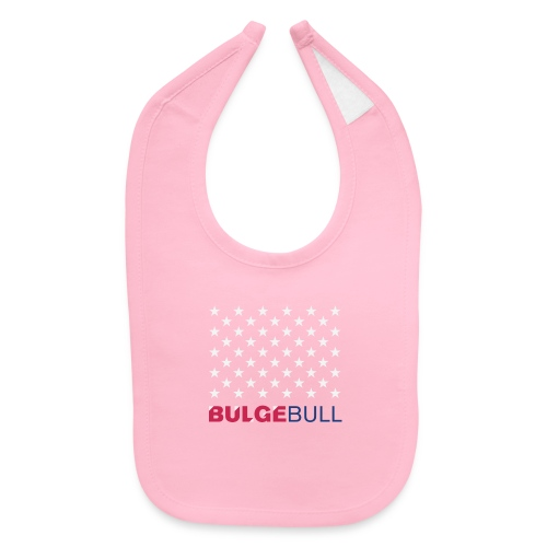 BULGEBULL JULY 4TH - Baby Bib