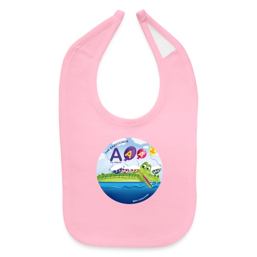 The Babyccinos The Letter A - Baby Bib