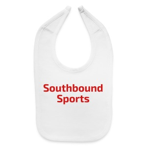 The Southbound Sports Title - Baby Bib