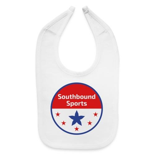 Southbound Sports Round Logo - Baby Bib