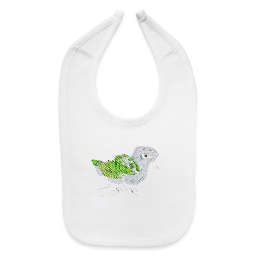 C is for Cookie! - Baby Bib