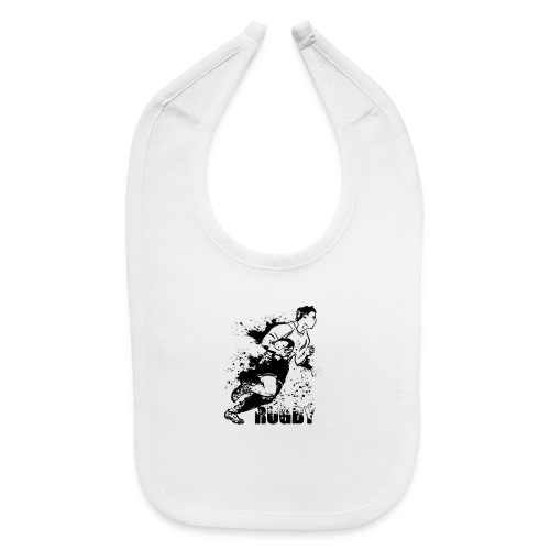 Just Rugby - Baby Bib