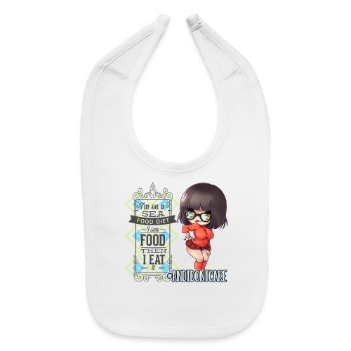 I DONT CARE - Baby Bib